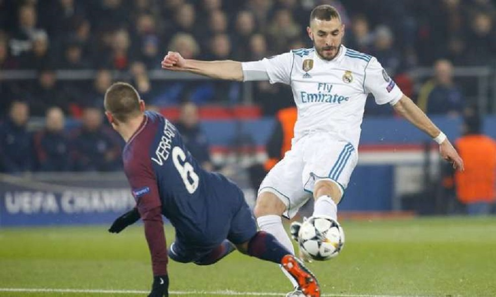 Champions League: Τα φώτα σε Μαδρίτη και Παρίσι