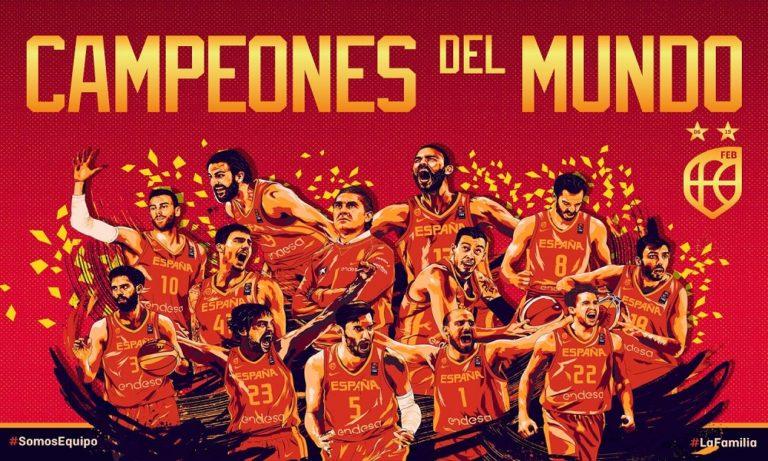 Έξι εκατομμύρια άνθρωποι είδαν τον τελικό στην Ισπανία!