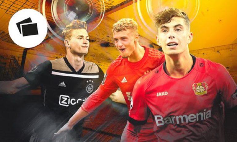 Golden Boy 2019: Οι 40 υποψήφιοι (pic)