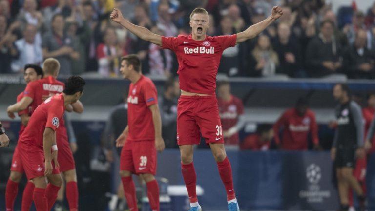 Champions League: Ο Έρλινγκ Χάλαντ έγραψε ιστορία
