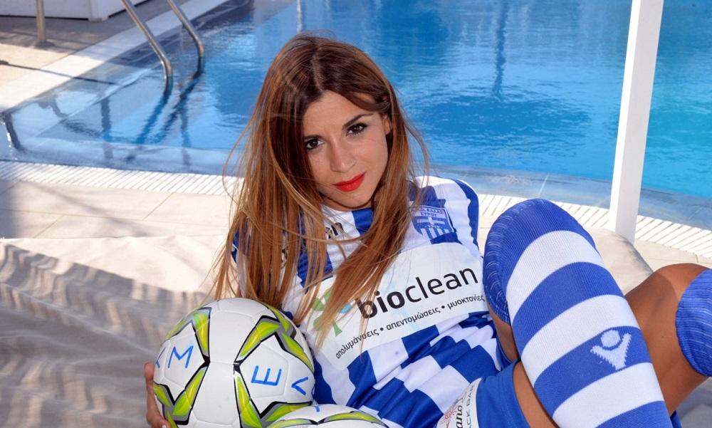 Ελλάς Σύρου: Φανέλα για… μοντέλα (pics & vid)