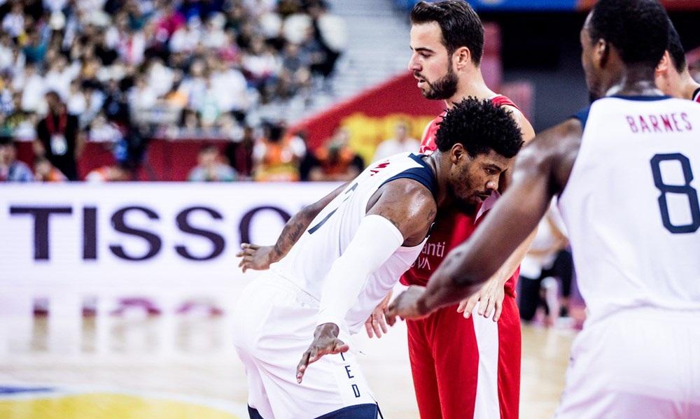 ΗΠΑ – Ελλάδα: Παίζει ο Μάρκους Σμαρτ - Sportime.GR