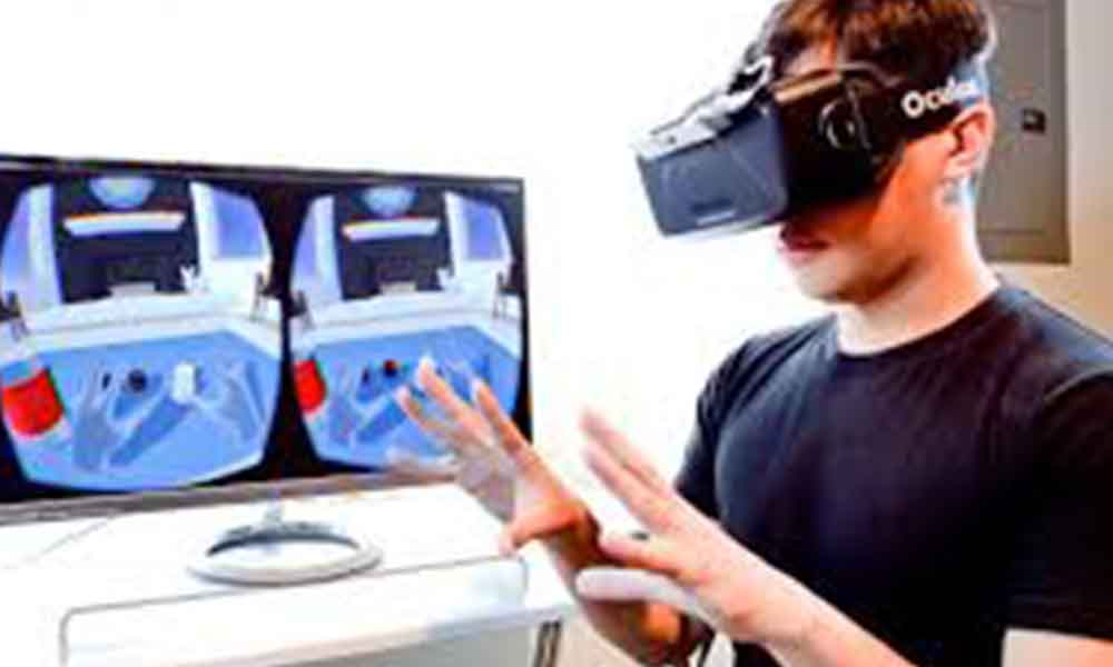 To Oculus θα προσθέσει «κοινωνικές λειτουργίες» στο μέλλον