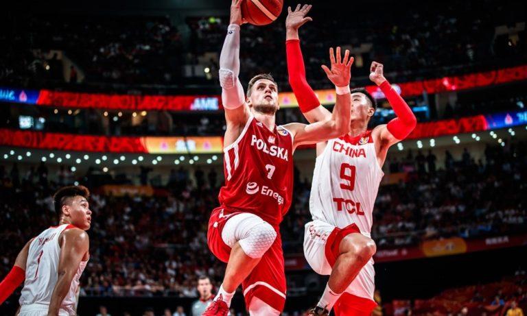 Κίνα- Πολωνία 76-79: Το ντέρμπι οι Πολωνοί