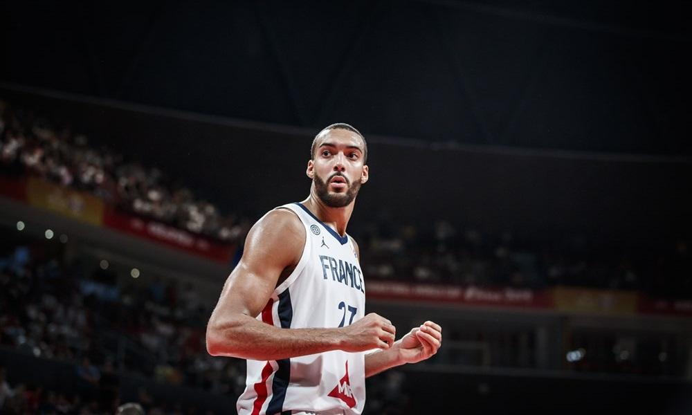 Γκομπέρ: Έξαλλος με την FIBA για το αντιντόπινγκ κοντρόλ (pic)