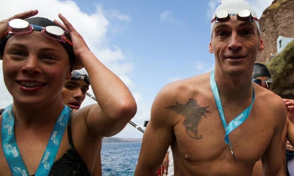 Αποτέλεσμα εικόνας για Ολυμπιονίκες του Ρίο στο Santorini Experience 2019