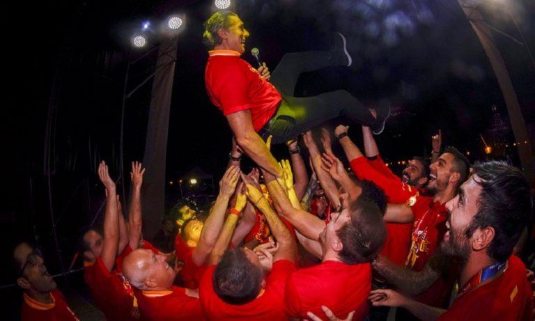 Σκαριόλο: «Δεν μας υπολόγιζαν στις τέσσερις κορυφαίες ομάδες»