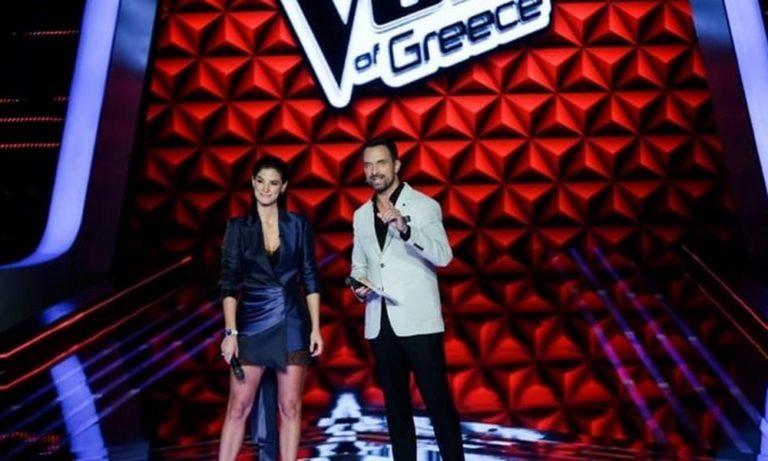 The Voice: Μπόμπα και Ζουγανέλη τα… έσπασαν (vid)
