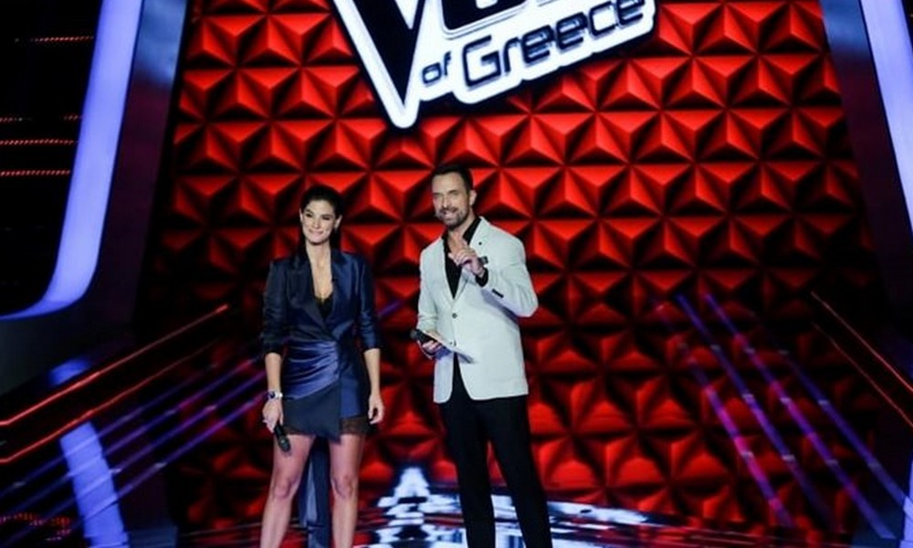 The Voice: Μπόμπα και Ζουγανέλη τα… έσπασαν (vid)