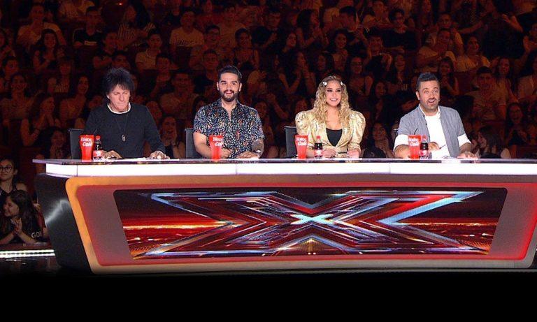 X-Factor 14/9: «Mamma mia» και δάκρυα -Όλα όσα έγιναν την Παρασκευή (vids)