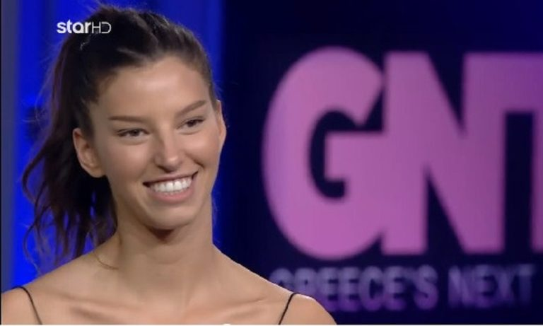 GNTM: Η εξομολόγηση της Χαράς για τη σχέση της με πασίγνωστο Τούρκο ηθοποιό (vid)
