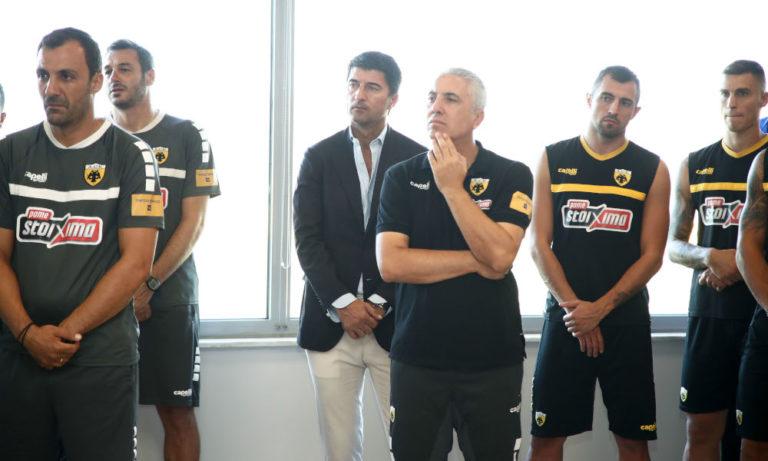 Αλεξόπουλος: «Δεν είναι γήπεδο αυτό για ποδόσφαιρο»