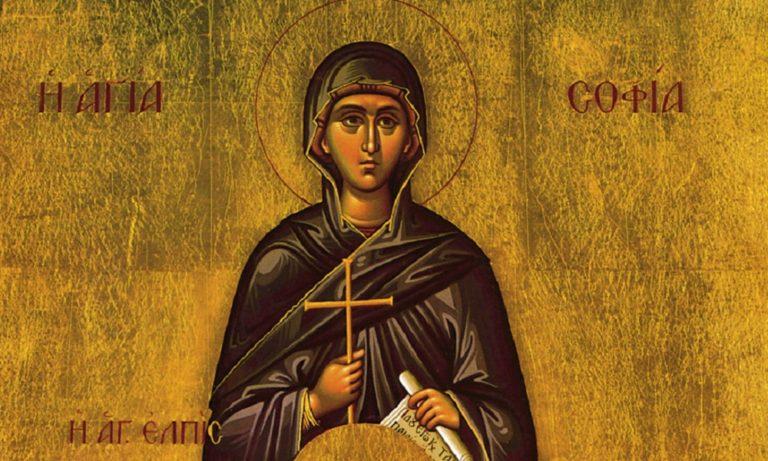 Εορτολόγιο Τρίτη 17 Σεπτεμβρίου: Ποιοι γιορτάζουν σήμερα