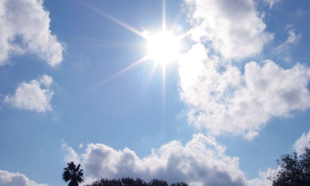 Καιρός: Αίθριος με άνοδο της θερμοκρασίας