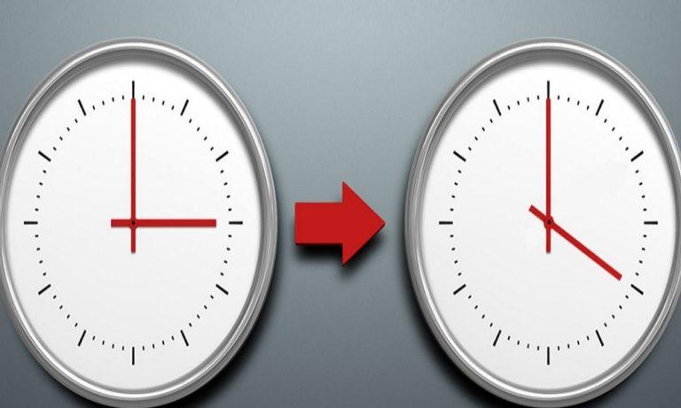 Αλλαγή ώρας 2019: Πότε γυρίζουμε μια ώρα πίσω τα ρολόγια