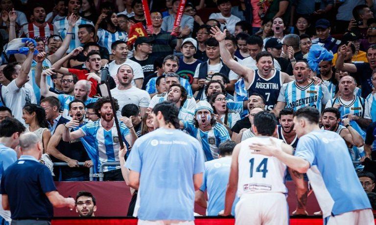 Υποδοχή… ξημερώματα στην Αργεντινή !