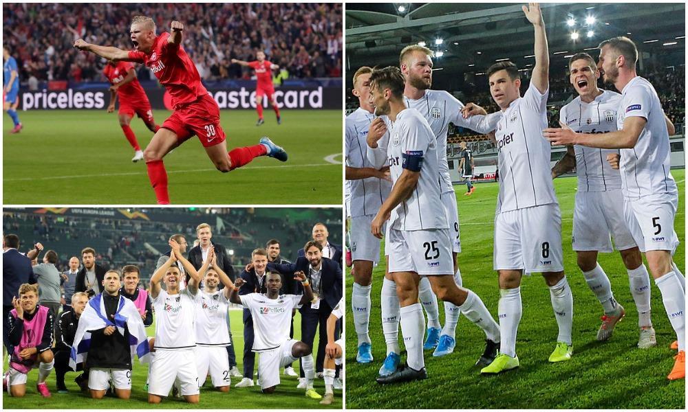 World Football: Η Αυστρία ξανά στην επιφάνεια
