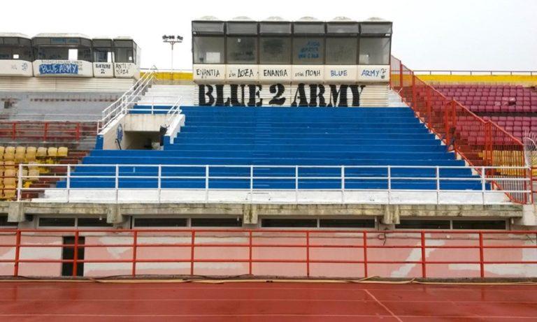 Δόξα Βύρωνος: Προσπέρασαν τον δήμο κι έβαψαν το γήπεδο εν όψει ντέρμπι!