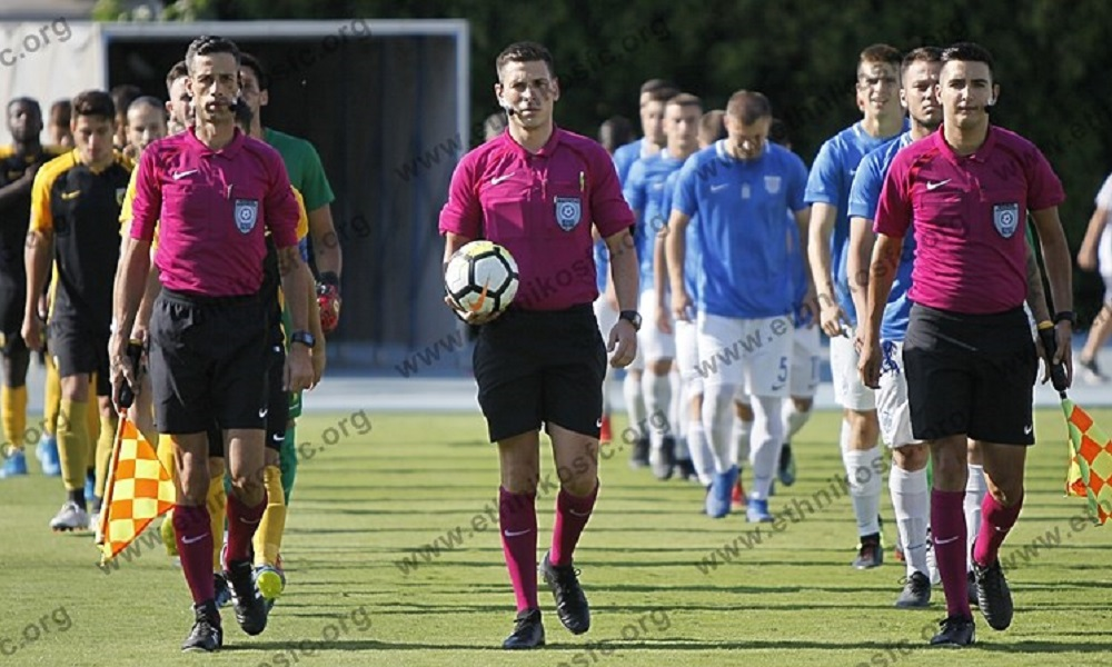 Εθνικός – Φωστήρας 0-1: Τα highlights της νίκης του «Φονέα» (vid)