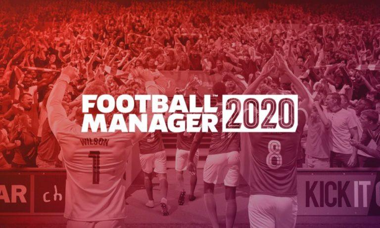 Football Manager 2020: Πρωτοπορία ακόμα και στη συσκευασία (vid)