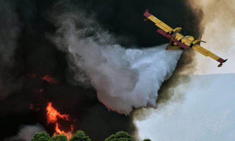 Κίνδυνος πυρκαγιάς: Πολύ υψηλός το Σάββατο!