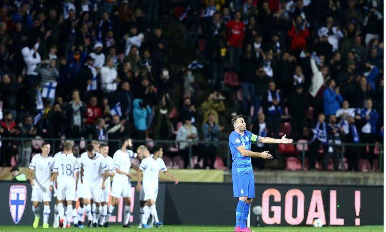 Φινλανδία – Ελλάδα 1-0: Πάλι… χάσαμεν (vids)
