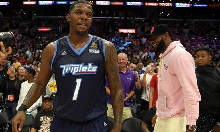 Τζόνσον: Επιστρέφει στο NBA για τους Πίστονς (pics)