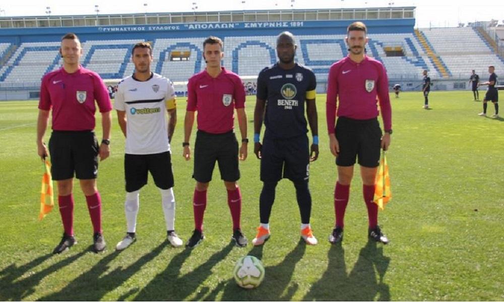 Απόλλων Σμύρνης – Καλαμάτα 0-0: Από ένα δοκάρι η κάθε ομάδα - Sportime.GR