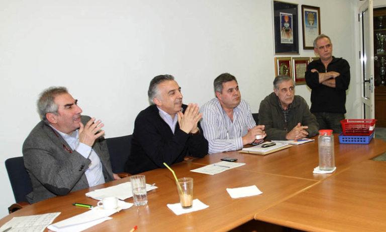 ΚΕΔ μπάσκετ: Άλλαξε η σύνθεση, παραιτήθηκε ο Συμεωνίδης