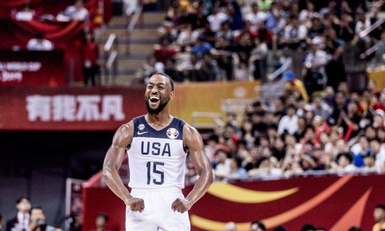 Γουόκερ: «Παίζουμε με την ομάδα που έχει τον MVP»