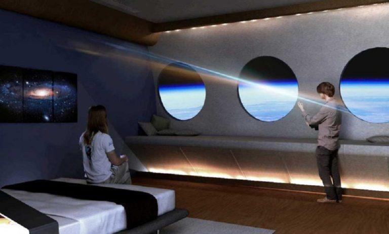 Κόσμος: Σχεδιάζεται το πρώτο ξενοδοχείο στο διάστημα (pics)