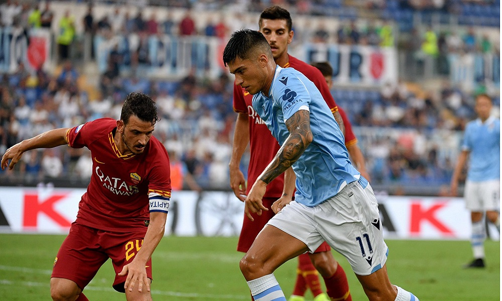 Λάτσιο – Ρόμα 1-1: Δύο γκολ και… έξι δοκάρια! (vid)