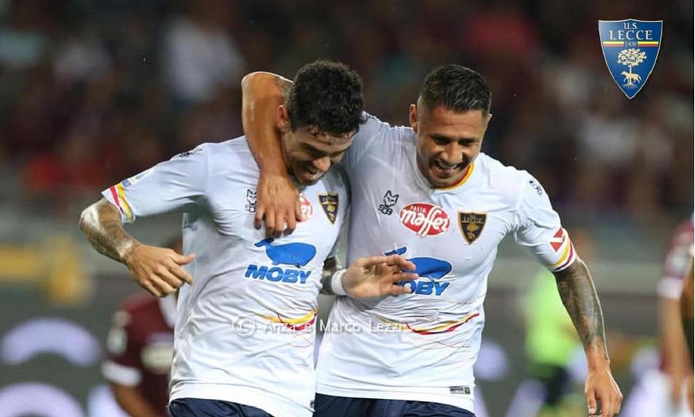 Serie A: «Διπλό» και πρώτη νίκη η Λέτσε (vid)