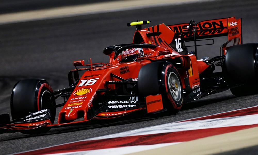 Grand Prix Ιταλίας: Πήρε την pole position ο Σαρλ Λεκλέρκ