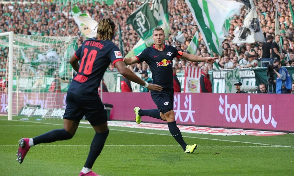 Bundesliga: «Πάρτι» της Λειψίας στη Βρέμη (vid)