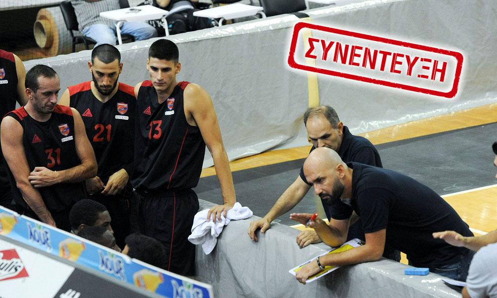 Λίβανος στο Sportime: «Η μεγαλύτερη ευκαιρία που είχα ο Πανιώνιος»