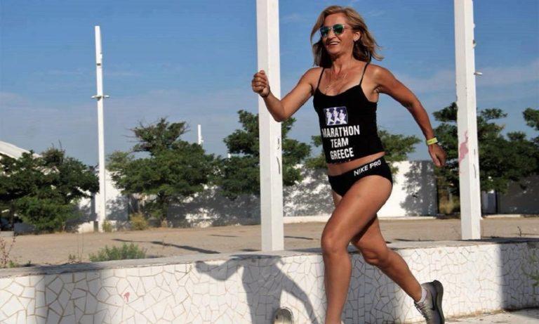 Στο Race For The Cure η Marathon Team Greece και η Μαρία Πολύζου