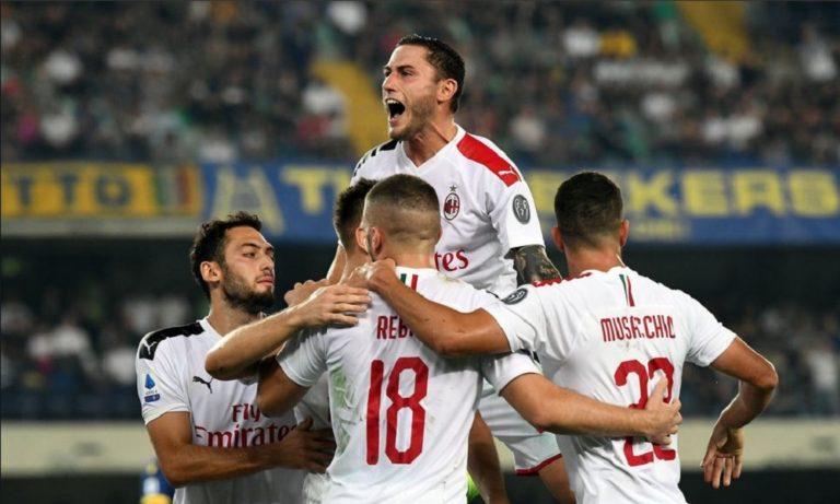 Serie A: Νίκες για Μίλαν και Ρόμα (vids)