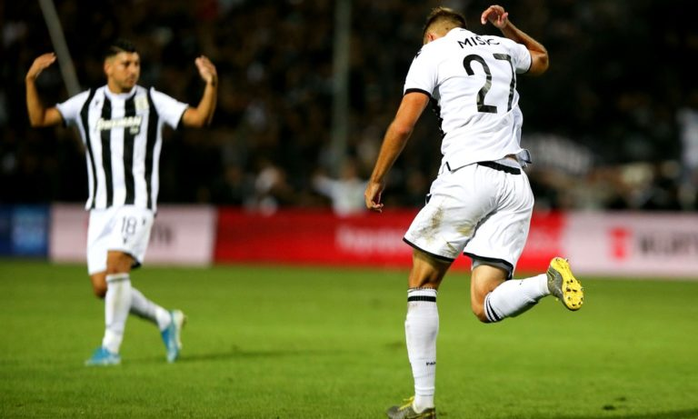 A' Bola: «Ο ΠΑΟΚ ενεργοποιεί τη ρήτρα για Μίσιτς» (pic)