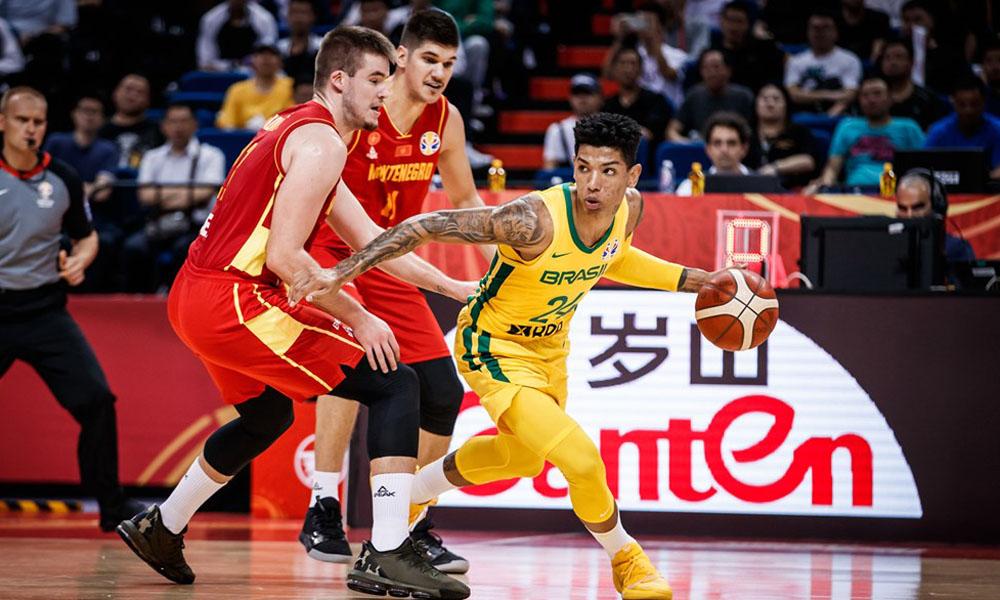 Βραζιλία-Μαυροβούνιο 84-73: Με 3-0 στον νέο όμιλο η «σελεσάο»!