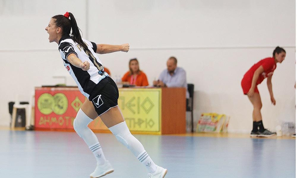 ΠΑΟΚ χάντμπολ: Αγκαλιά με την πρόκριση - Sportime.GR