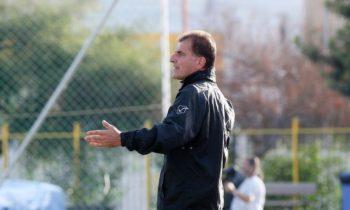 Αιολικός Μυτιλήνης - Παπασπύρου: Μετά την Football League θα ακολουθήσει η Γ' εθνική