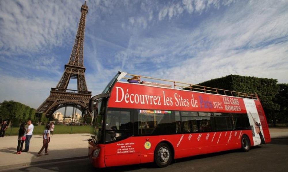 Παρίσι: Απαγόρευση στα τουριστικά λεωφορεία