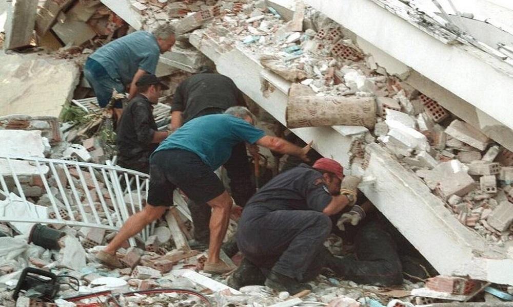 7 Σεπτεμβρίου: Σαν σήμερα ο μεγάλος σεισμός του 1999