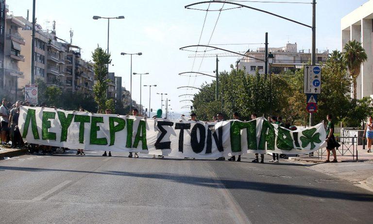 Παναθηναϊκός: Ο λόγος που «κρύφτηκε» το συλλαλητήριο