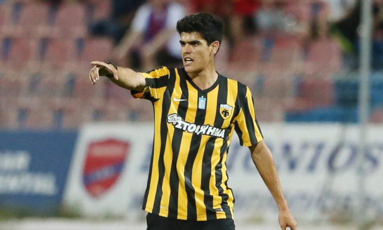 Βασιλαντωνόπουλος: Επιστρέφει και προπονείται με την ΑΕΚ