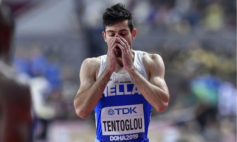 Μίλτος Τεντόγλου: Επέστρεψε και πάλι στις προπονήσεις μετά την εγχείρηση στο γόνατο!