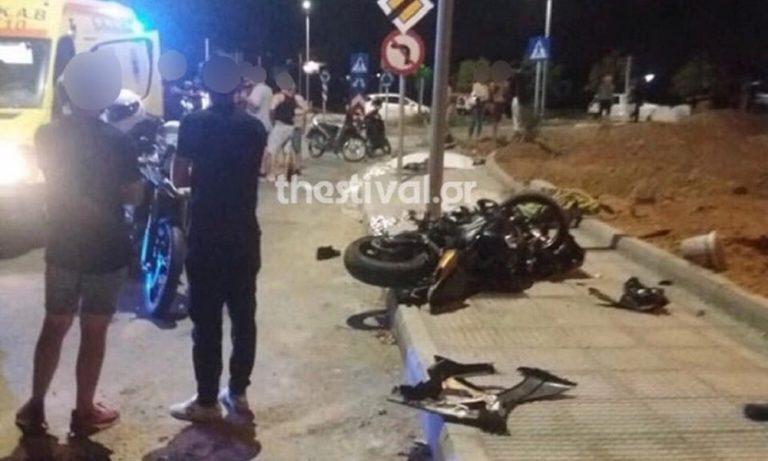 Τραγωδία στη Θεσσαλονίκη: Έχασε τη ζωή του, την ώρα που γεννούσε η κοπέλα του