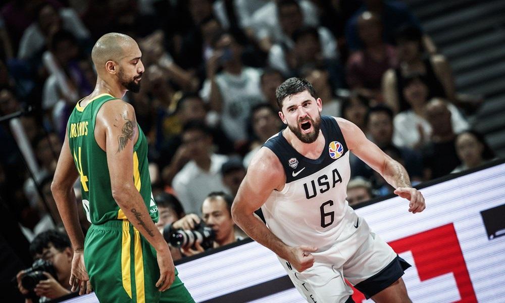 ΗΠΑ - Βραζιλία