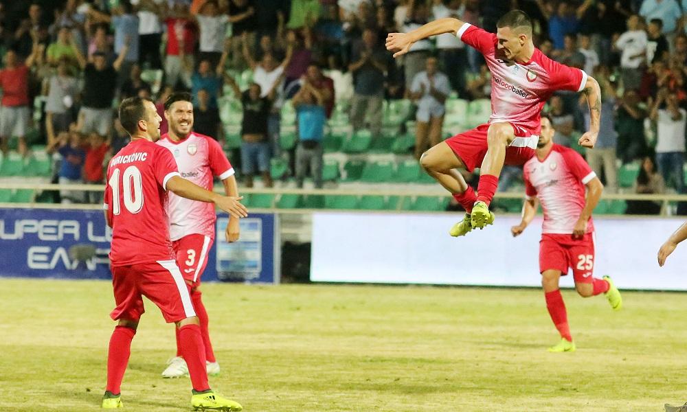 Ξάνθη – Αστέρας Τρίπολης 2-1: Κορυφή με ιστορικό ρεκόρ!